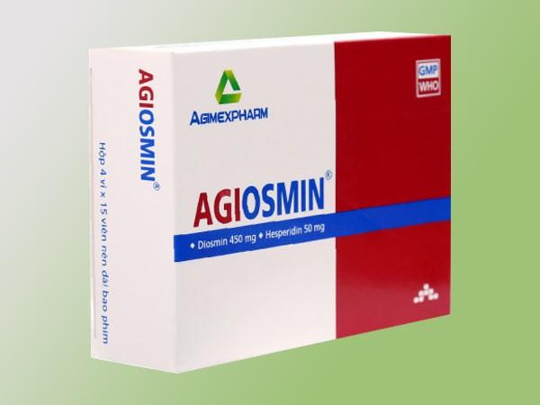 Agiosmin 450mg