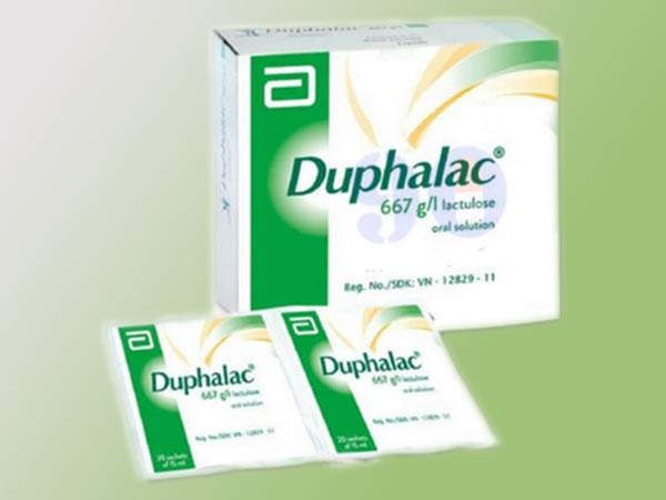 Duphalac hiện đang được bán tại các nhà thuốc trên toàn quốc