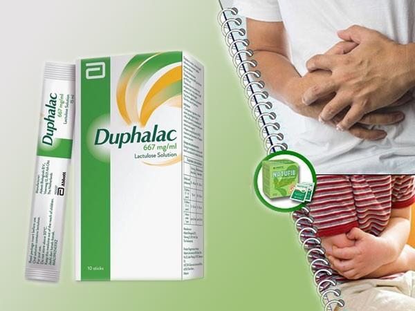 Duphalac là sản phẩm được nhiều người tin dùng lựa chọn