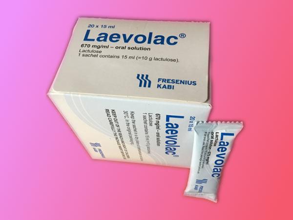 Thuốc Laevolac hiện đang được bán tại các nhà thuốc trên toàn quốc