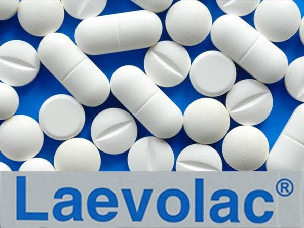 Đọc kỹ hướng dẫn trước khi sử dụng Laevolac