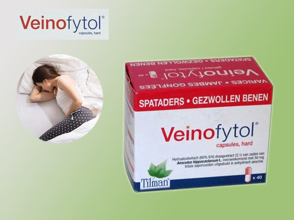Thuốc Veinofytol hiện đang được bán tại các nhà thuốc trên toàn quốc