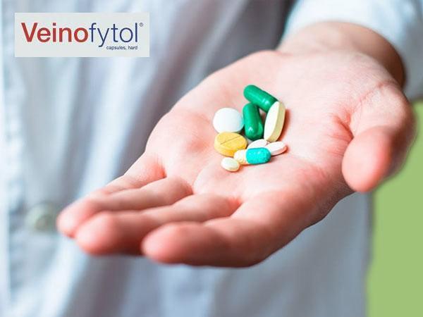 Veinofytol Aescin có tác dụng kháng ozemar, kháng viêm và giúp mạch máu khỏe mạnh hơn